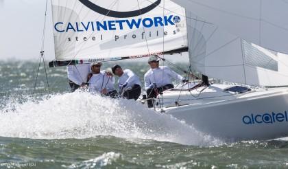 Calvi Network J/70 World Championship San Francisco, 27 settembre - 1 ottobre 2016 © Calvi Network/ZGN
