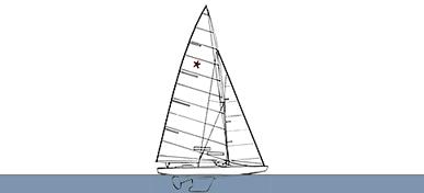 Star Boat Paul Cayard